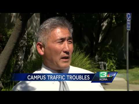 Sac State looks to add parking, ease traffic