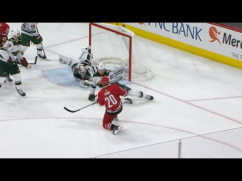 10/07/17 Condensed Game: Wild @ Hurricanes