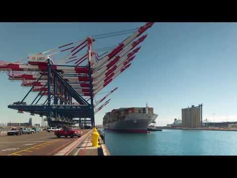 Port Of Long Beach Master Plan Update 2018