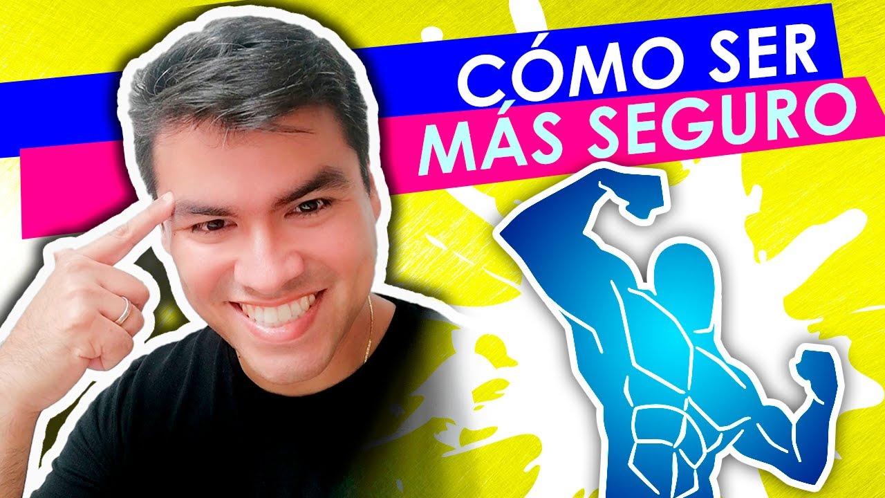 """Cómo Ser Más Seguro De Sí Mismo (DEBES SER """"ANTIFRAGIL"""") l Anyelo Rico"""