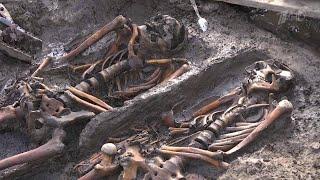 Участники масштабной археологической экспедиции в Туве подводят первые итоги своей работы.