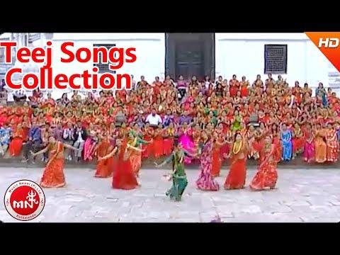 Nepali Teej Song Collection