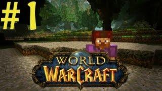 GameTeam.cz - WoWCraft   Minecraft RPG server   720p/HD  
