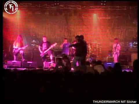 DEATHEMBER Live @THUNDERMARCH 2014 Part-1