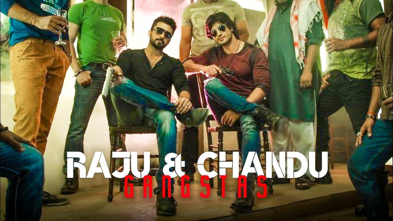 Gangstas   Raju & Chandu   2Pac