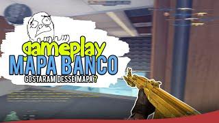[CF] Gameplay Mapa Banco
