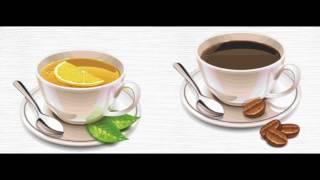 Где больше кофеина, в чай или кофе ?