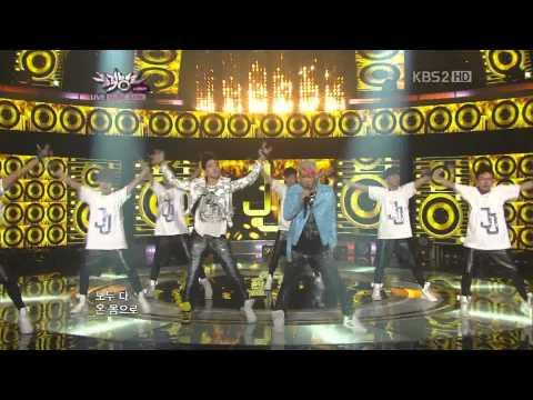 【1080P】JJ Project   Bounce 22 Jun,2012   YouTube