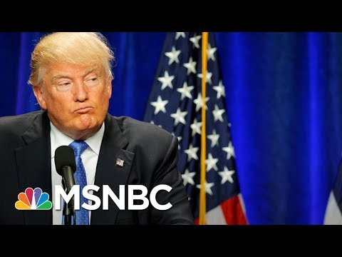 President Donald Trump Playing To Base When It Comes To DACA | Morning Joe | MSNBC