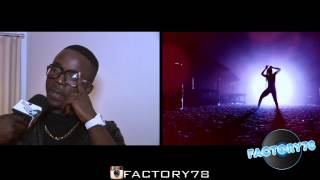 FACTORY78 - Iyanya (Ur Waist) interview.