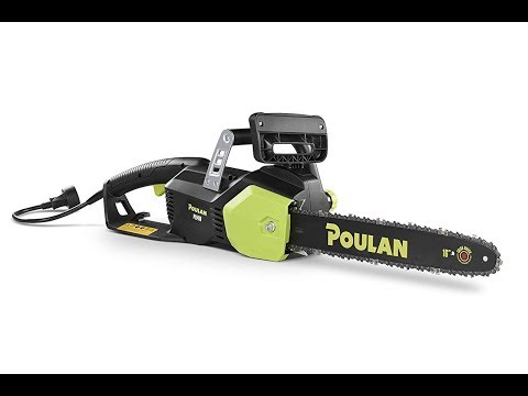 Corded Chainsaws Reviews Of 2019 - Best Corded Chainsaws