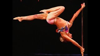 This 66-Year-Old Is a World Champion Pole Dancer