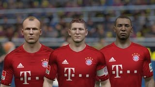 FIFA 15 | FC Bayern Munich New Home Kit 15/16 Thumbnail