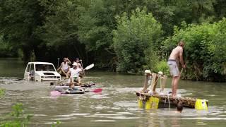 """les 24H de la Barque #2018 """"Une vraie Fête du sport"""" 4KqualityHD"""