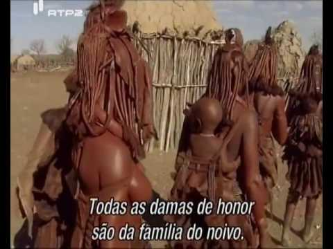 Odisseia Tribal: A Noiva Himba - Povos Africanos (Legendado PT)