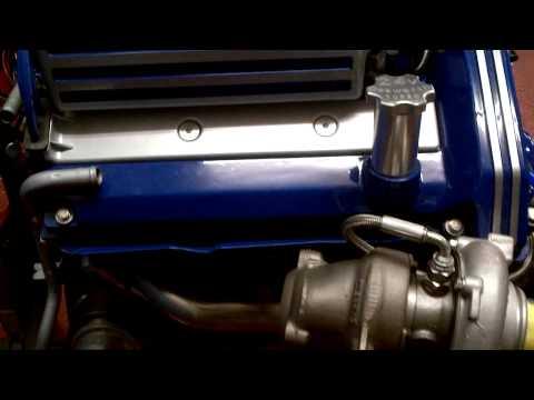 24V V6 Cosworth Granada Engine Twin Turbo