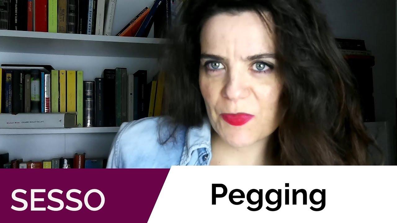 Pegging.