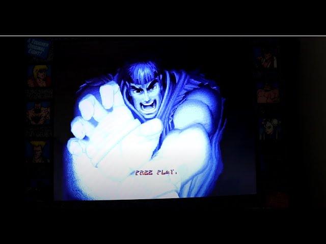 Arcade1UP Street Fighter II Edition: Ho finalmente un Cabinato dentro casa - RECENSIONE