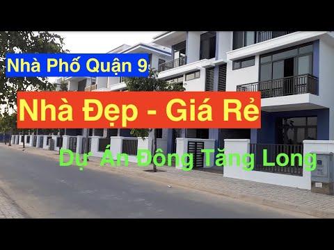 [ Nhà Phố Quận 9 ] Nhà Phố Đông Tăng Long An Lộc – Thiết Kế Đẹp Giá ????
