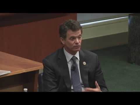 Lives in the Law | Congressman Dave Trott '85
