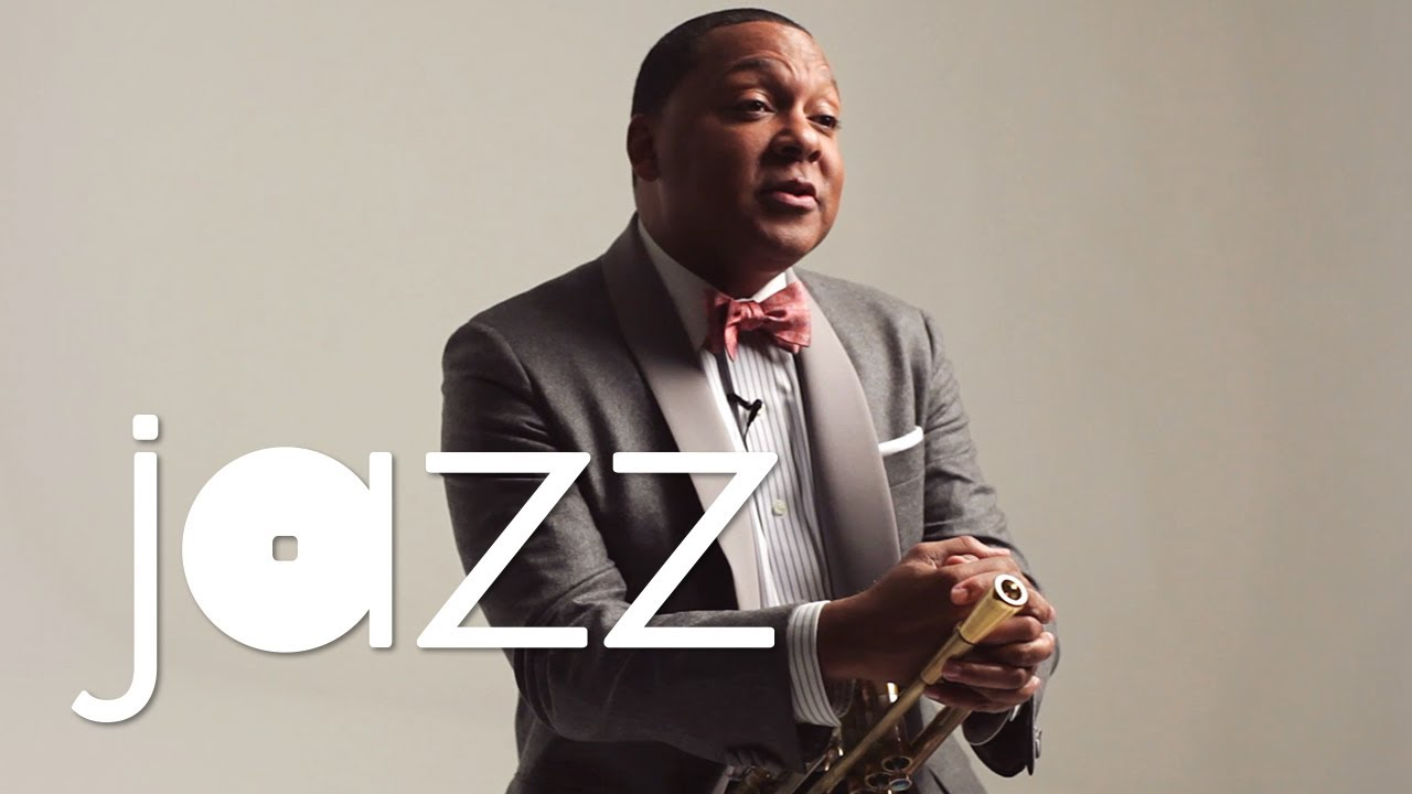 Wynton Marsalis on the Blues — Feelin' Good at JAZZ