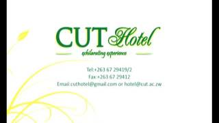 chinhoyi university of technology cut hotel