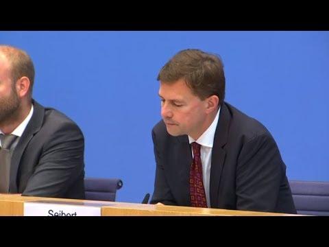 Steffen Seibert: G20-Zutritt für Journalisten aufgrund deutscher Erkenntnisse verweigert