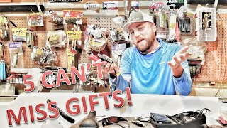 5 Top Gifts For The Fisherman Who Has Everything   Best Fishing Gifts 2019   Holiday Buyer's Guide