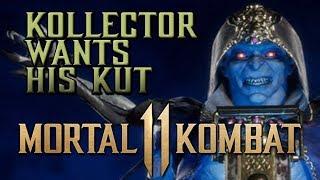 Fightzone Tutorials!! Mortal Kombat 11 - The Kollector (English)