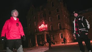 OVERNIGHT in TRANS-ALLEGHENY LUNATIC ASYLUM