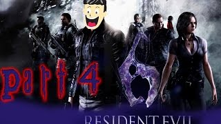 Resident Evil 6 Part 4: How do I Use First Aid Spray?? - Joarna Gaming