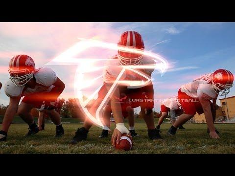 Constantine Football Hype Video