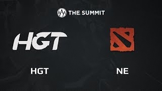 HGT -vs- NE, The Summit Asia, game 1