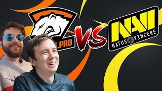 Gorgc and S4 Watch NaVi vs VP