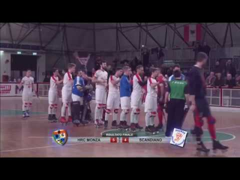 Highlights TeamServiceCar HRC Monza - RH Scandiano 5-4