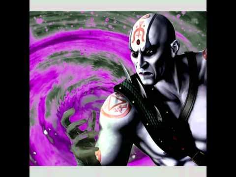 Mortal Kombat  Quan Chi's Theme The Necromancer  Produced by Jay Lavender