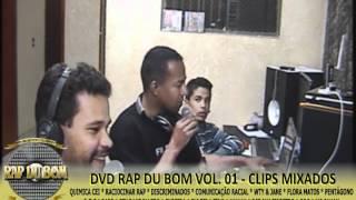 programa rap du bom 06 06 2012 especial som da quebrada rogrio moreno