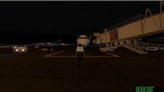 X-Plane 11 livestream KJAX - KATL Rotate MD-88