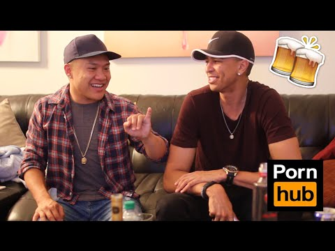 HILARIOUS DRUNK Q&A - FAVORITE PORN CATEGORY?! ft. Timothy DelaGhetto PART 1