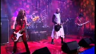 Smashing Pumpkins - Tonight Show - Cash Car Star