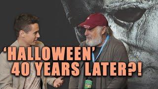 Halloween's ORIGINAL Michael Myers - Nick Castle
