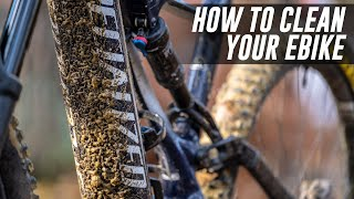 How to clean your ebike in about 15 minutes using cheap items