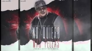 Chryz Jay - No Quiero Mas Peleas  (Audio)