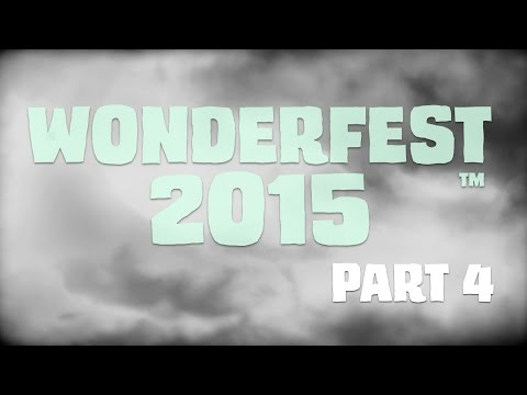 Monster Model Review #169: WONDERFEST 2015 part 4 (of 4) Producers-Artists-Models part 2