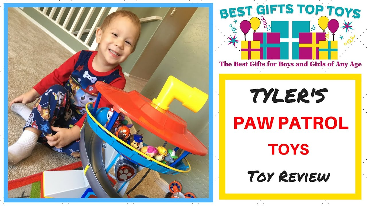 Paw Patrol Toys 3 Year Old Approved