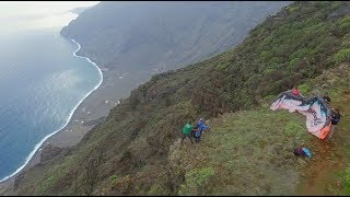 Windy Days @ The Flying Islands. Tips for paragliding with strong wind