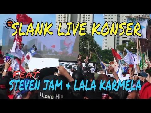 SLANK: Seperti Para Koruptor, Bangsat (feat Lala Karmela, Steven Jam) #KonserGue2