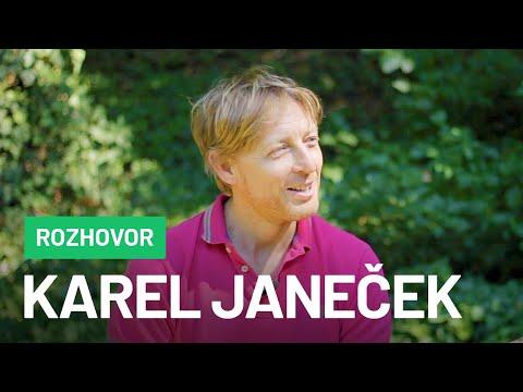 Miliardář Karel Janeček: Nemám čas si užívat peníze (Rozhovor)