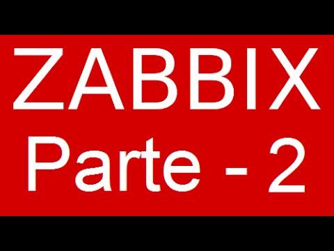 Videoaula - Zabbix - Configuração de Monitoramento - Parte 2