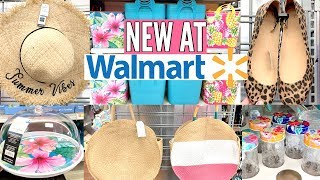 WALMART SHOP WITH ME  // SUMMER FASHION AND HOME DECOR 2019
